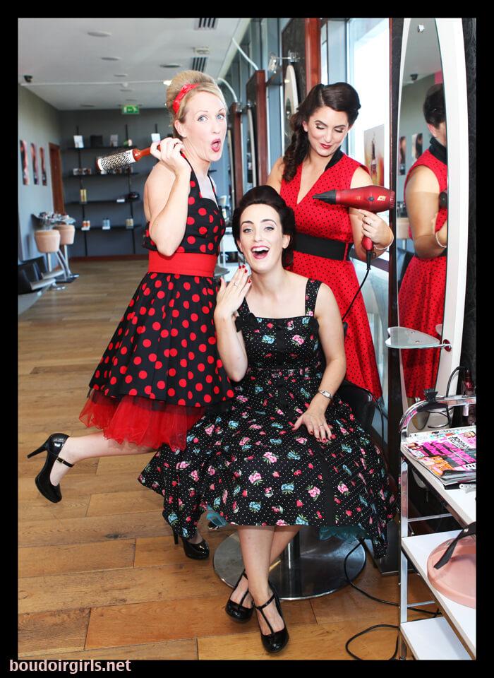 retro-hen-party-ideas-photo-shoot-boudoir-girls-dublin