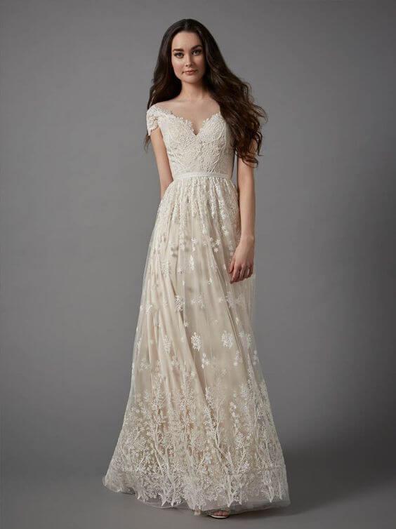 Vestidos de novia de Catherine Deane