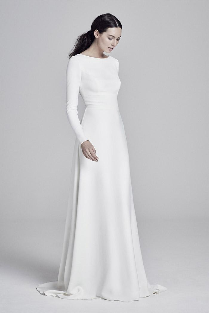 tendencias de vestidos de novia 2019