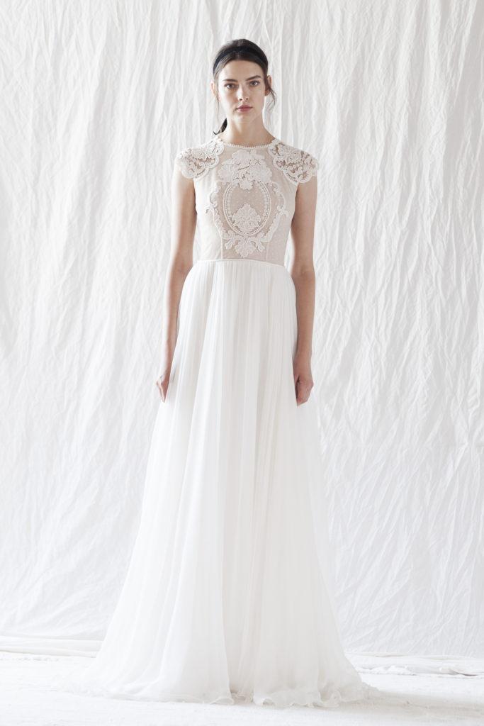 Vestido de novia 2018