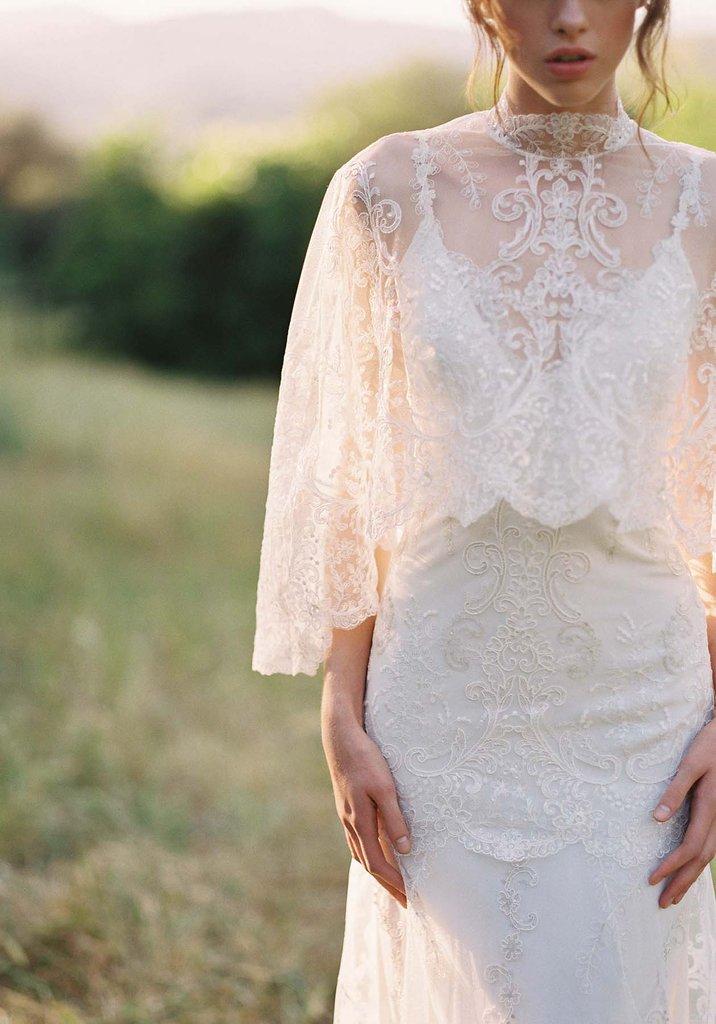 capa de boda