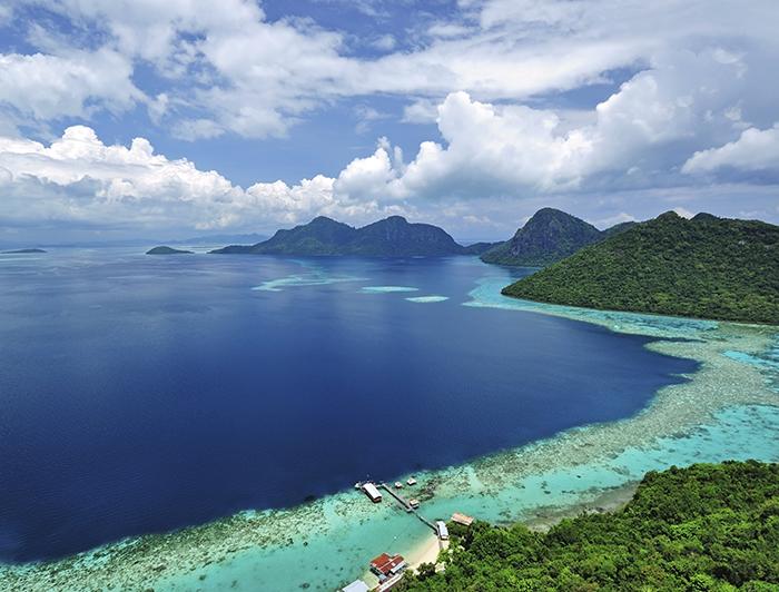 honeymoon sale on Tropical Sky