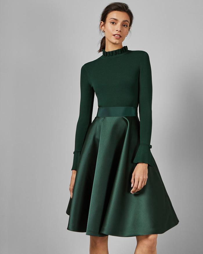 12 Colour Block Dresses For Autumn Wedding Guests Weddingsonline,Casual Dress For A Wedding