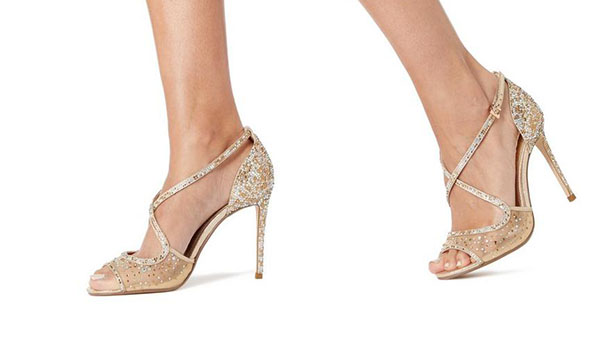 Party Heels For Your Wedding Day