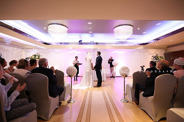 Valentine's Wedding Showcase Weekend at Errigal Country House Hotel