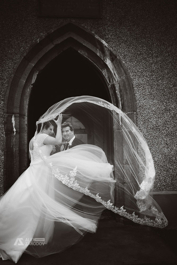 Claregalway Hotel real Irish wedding