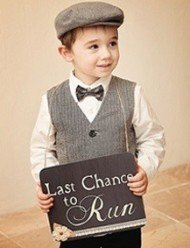 Pageboys Inspiration