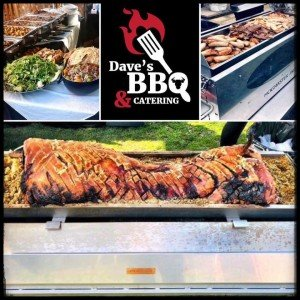 Dave's BBQ and Catering Competition