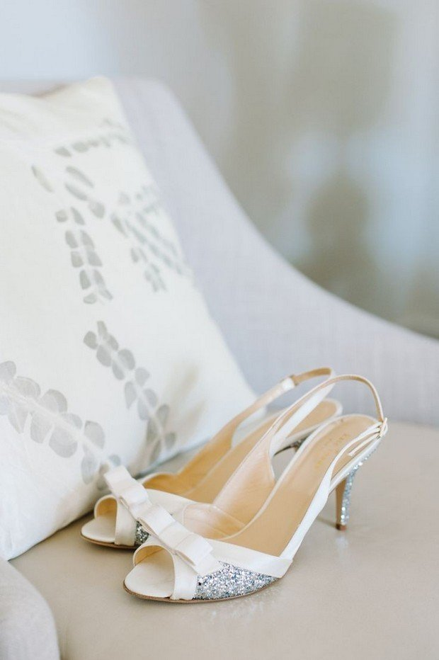 The 20 most iconic wedding shoes ever shoes by kate spade photo by candice benjamine junglespirit Images