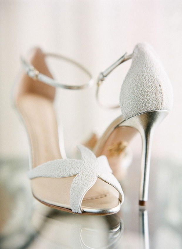 The 20 Most Iconic Wedding Shoes Ever