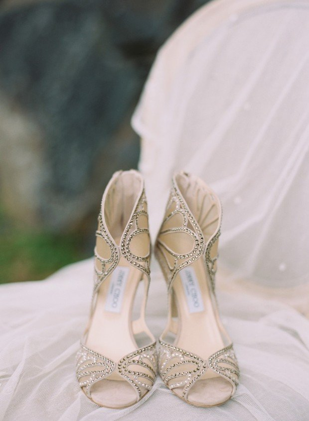 Shoes By Jimmy Choo | Photo By Elisa Bricker