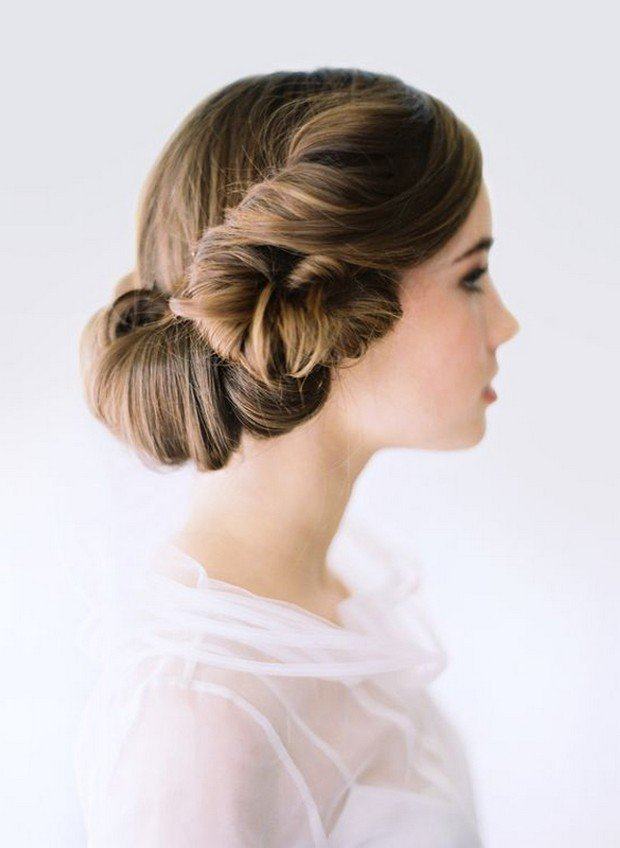 12 Photos Of The Wedding Updos Black Hair