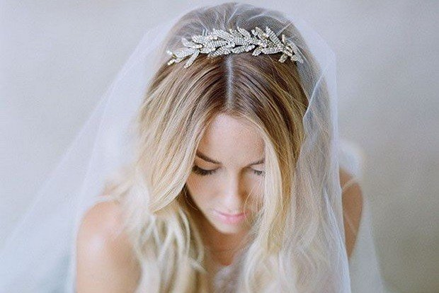 23 Romantic Wedding Hairstyles For Long Hair: 23 Absolutely Timeless Wedding Hairstyles