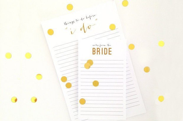 your complete wedding checklist