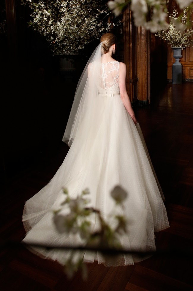 bridal fashion week 2014 Romana Keveza wedding dresses