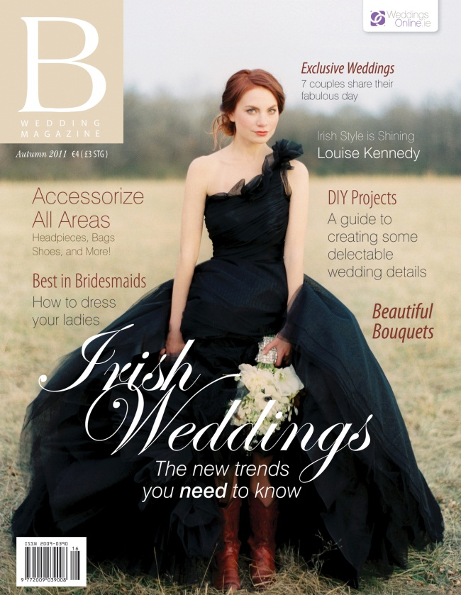 best wedding magazines ireland