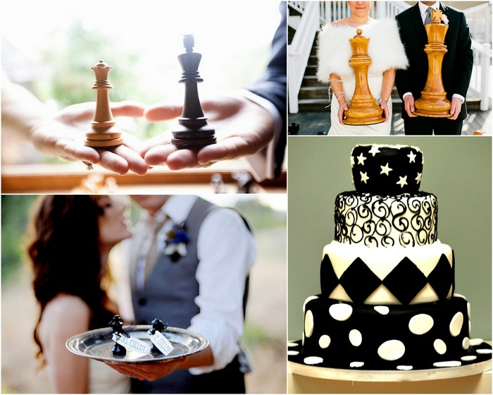 Checkmate Wedding Theme Weddingsonline