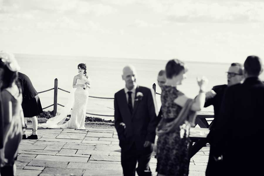 beach wedding ireland