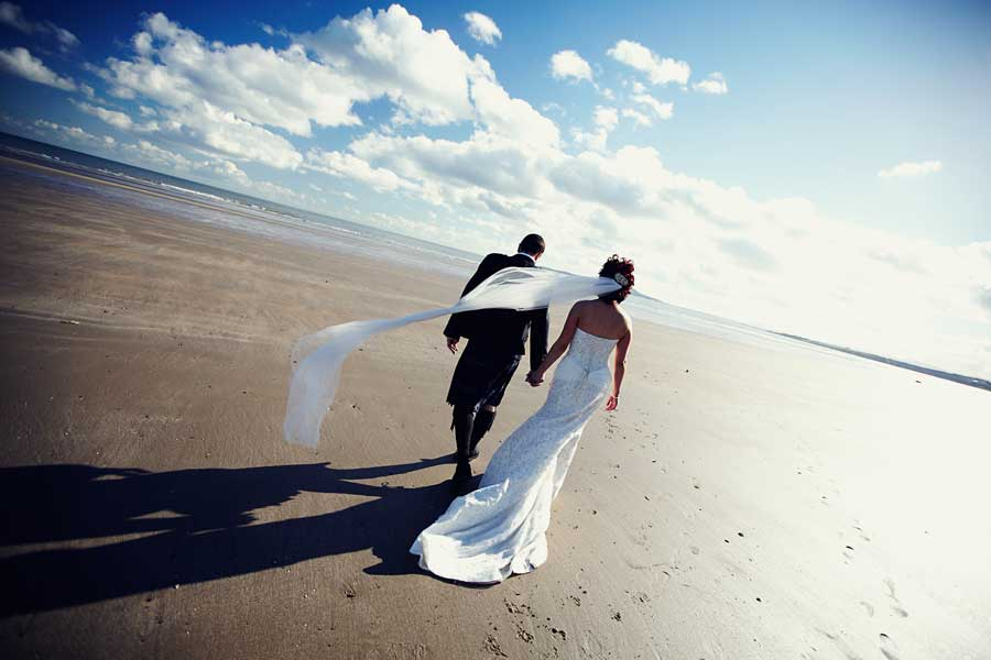 wedding beach ireland