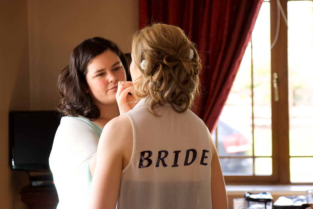 when a brides eyes are smiling carmel amp alans real