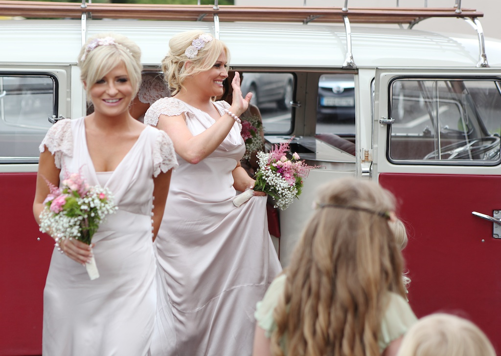 bridesmaids cream