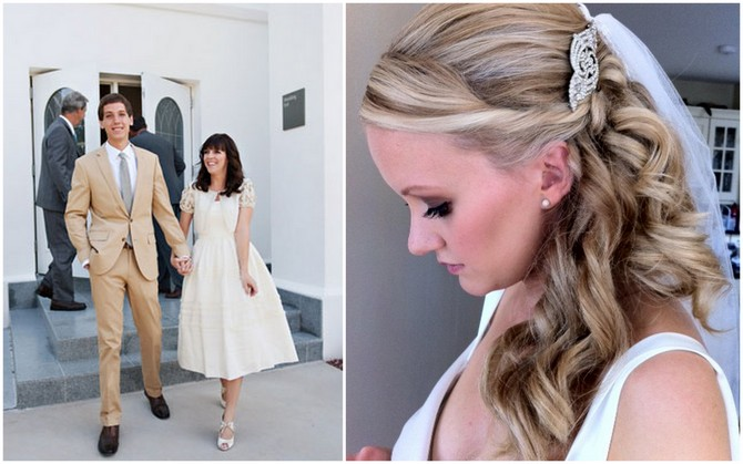 Let Your Hair Down For Your Wedding Weddingsonline