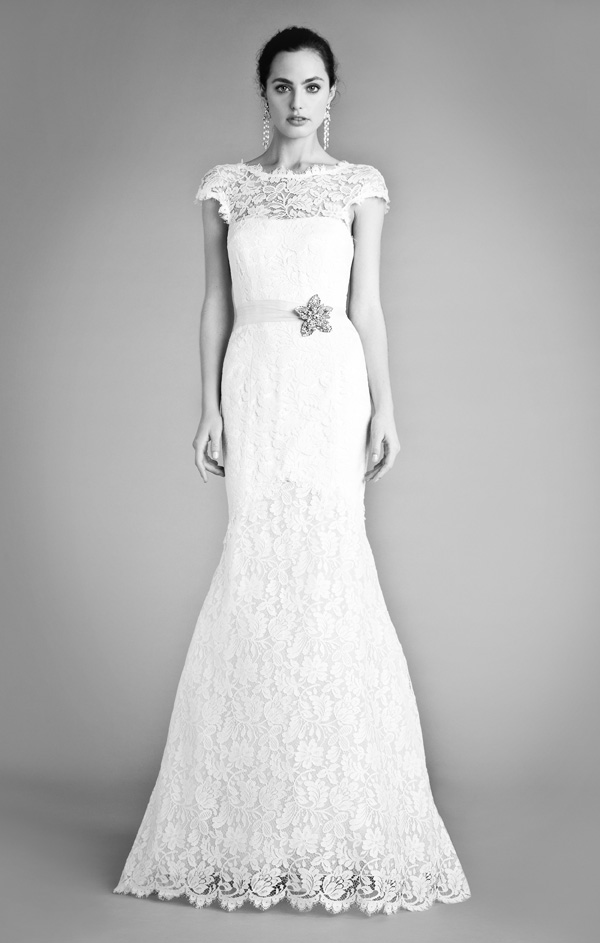 Temperley London 2012 Bridal Collection - Beatrice | weddingsonline