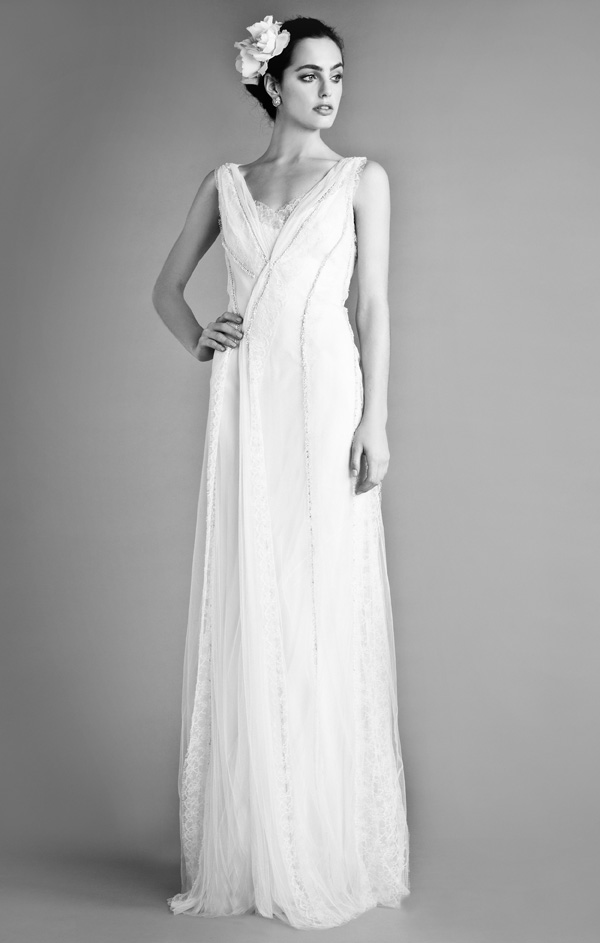 london wedding dress collection