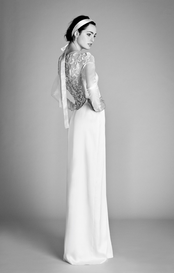 Temperley London 2012 Bridal Collection - Beatrice ...