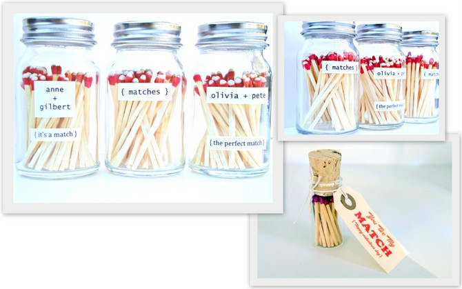 Make Your Own Wedding Favours | Midway Media