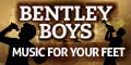 Advertisement for BENTLEY BOYS