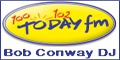Advertisement for Bob Conway DJ (Today FM)