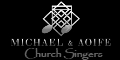 Advertisement for Michael & Aoife � Church Singers