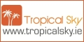 Advertisement for Tropical Sky