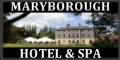 Advertisement for Maryborough Hotel and Spa
