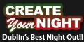 Advertisement for Create Your Night