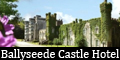 Advertisement for Ballyseede Castle Hotel
