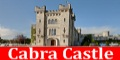 Advertisement for Cabra Castle Hotel