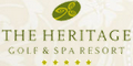 Advertisement for The Heritage Golf and Spa Resort