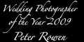 Advertisement for Peter Rowen Photography