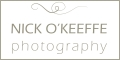 Advertisement for O'Keeffe Photography