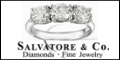 Advertisement for Salvatore Jewellery