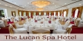 Advertisement for The Lucan Spa Hotel