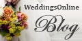 Advertisement for Wedding Blog