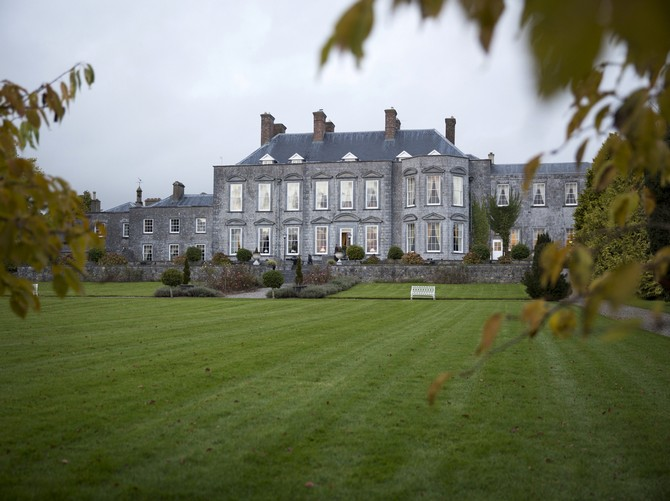 Real Weddings Castle Durrow: Real Wedding In Durrow By Aileen