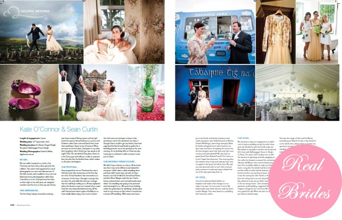 real wedding magazine
