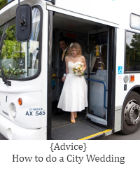 advice city weddings