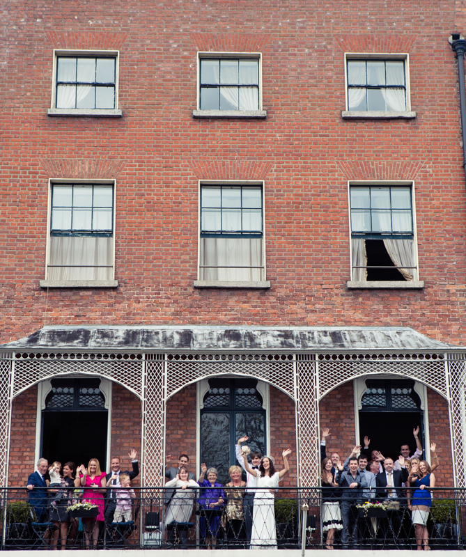 An Intimate Wedding in Dublin City by Clique Photographic ...