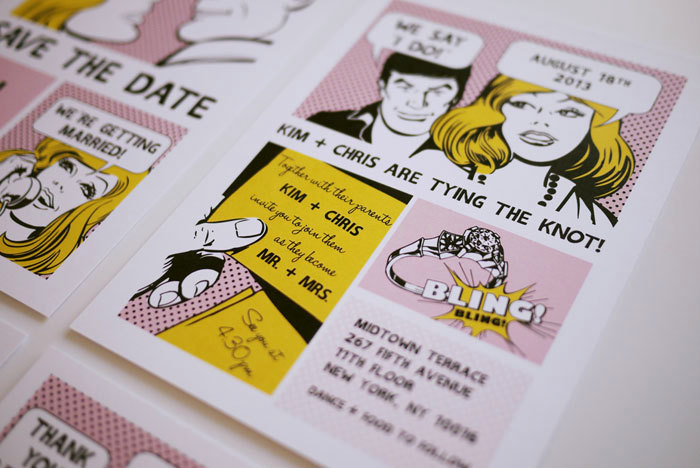 12 Inspirational Wedding Invites To Set The Tone Of Your