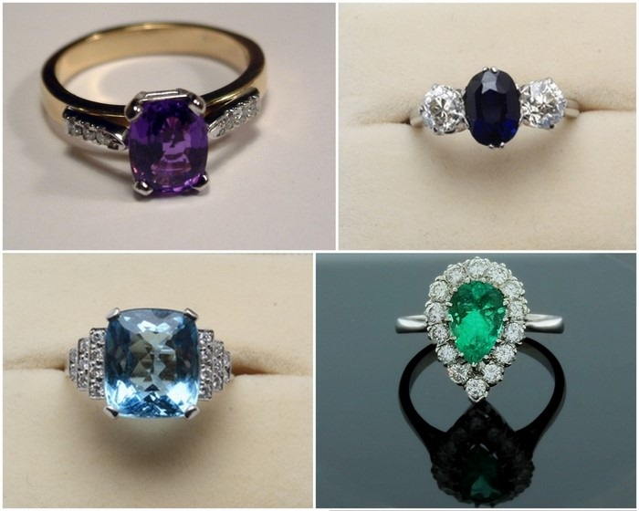 showcase color la reina f ring coloured diamond collections cfm jewelry collection rings
